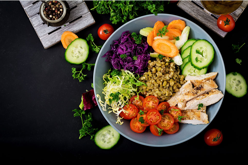 Nutrition consultation personal fitness Miami - MIller Fitness